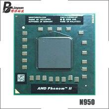 AMD Phenom II Quad-Core Mobile N950 2.1 GHz Quad-Core Quad-Thread processeur d'unité centrale HMN950DCR42GM Socket S1
