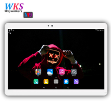Free shipping 10 inch tablet pc Android 7 0 RAM 4GB ROM 64GB Dual SIM