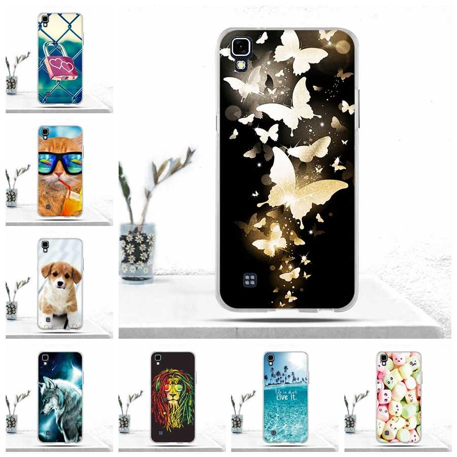 premium selection 00996 5532d For LG X Power Case Soft Silicone TPU Back Cover for LG X Power K220 LS755  Case Cool Phone Case for LG X Power Covers Capas Bags