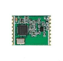 HPD04-B 433 MHz SI4463B V1.7 módulo transceptor Sem Fio GFSK transmissão digital de casa inteligente