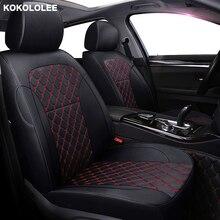 Kokololee заказ автомобиля сиденья для peugeot 407 508 308 301 3008 4008 5008 2008 307 207 авто аксессуары автомобиль мест протектор
