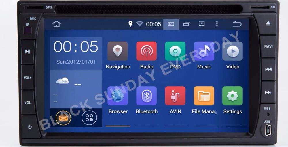 Android 8.0 2Din 1080P Ram 4G Car Tap PC Tablet 2 din Universal For Nissan /HYUNDAI GPS Navigation Radio Stereo Audio Playe DVD