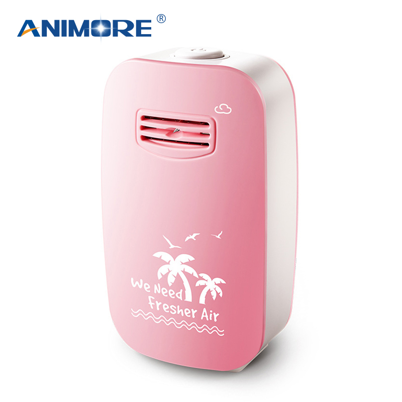 ANIMORE Air Purifier For Home Negative Ion Generator 12 Million Air Cleaner Remove Formaldehyde Smoke Dust Purification AP-01 ionizer air purifier for home negative ion generator 12 million air cleaner 220v remove formaldehyde smoke dust purification