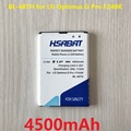 4500 мАч BL-47-Й BL-48TH Батарея для LG Optimus G Pro F240/K E980 E988 E940 F310 D684 F240L F240S Pro 2 F350/S/L/K D837 D838
