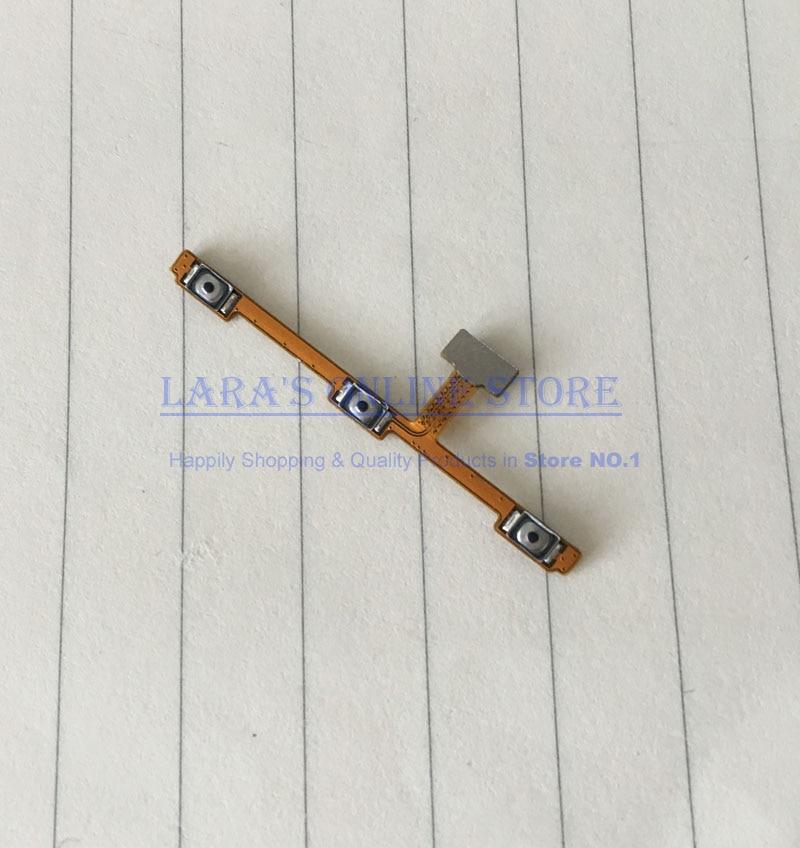 Jedx Оригинальный Новый Мощность Кнопки громкости шлейф для Meizu M2 Note Мощность на Off громкость вверх Подпушка Запчасти для авто