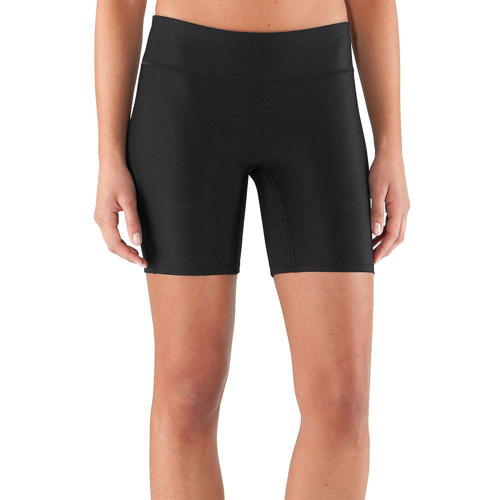 Kvinnor Sommar Sport Korta Strömplattor Leggings Athletic Marathon Jogging Yoga Kompression Shorts Kvinnor Spandex Fitness Shorts
