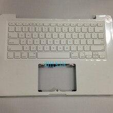 """Yourui б/у A1342 Топ чехол для Macbook 1"""" A1342 Белый Универсальный Упор для рук Топ чехол с раскладкой клавиатуры США 2009 2010"""