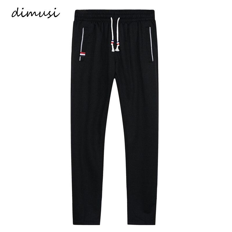 DIMUSI Mens Joggers Casual Pants Fitness Men Sportswear Tracksuit Bottoms Skinny Sweatpants Trousers Gyms Jogger Track Pants 6XL