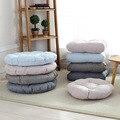 Infantil brilhando 10 cm grosso carpet mat pad almofada de algodão puro espessamento almofadas de cadeira pano cadeira almofada de gordura almofada Futon tatami esteiras