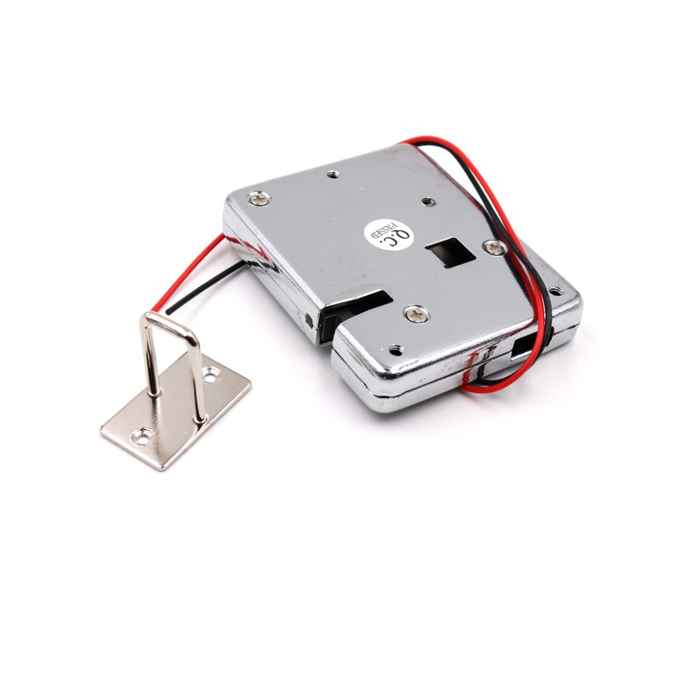 Electronic Door Lock Dc 12v Small Electric Locks Cabinet
