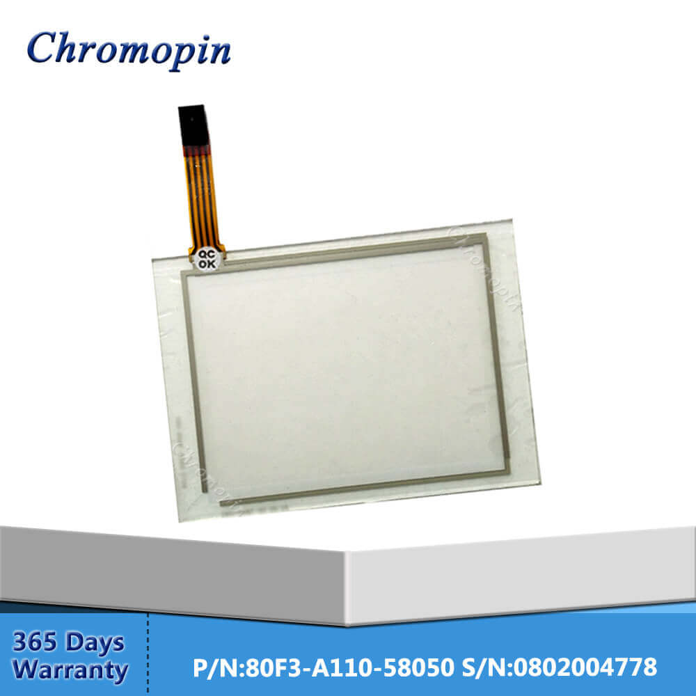 Touch screen panel for P/N:80F3-A110-58050 S/N:0802004778 Touch Screen Glass цена