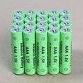 20 шт. Новый Бренд ААА Батареи 1.5 В Щелочные AAA аккумуляторная батарея для Игрушки Дистанционного Управления свет Батарея бесплатная доставка