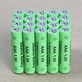 20 pcs Nova Marca de Bateria AAA 1.5 V Alcalinas AAA bateria recarregável para o Brinquedo de Controle Remoto luz Batery frete grátis