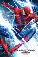 Освободите Корабль Пользовательские Холст Плакат Главная/Спальня Декор Amazing Spider-Man Ну Дизайн Стикер Стены Мода Обои PN-589 #