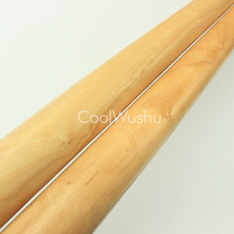 Sectional Wax Wood Martial Arts Spear 5