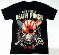 Five Finger Death Punch 5Fdp зомби Kill футболка новая аутентичная обувь & Официальный Новый модный бренд Для мужчин в стиле «хип-хоп» с рисунком для мальч...