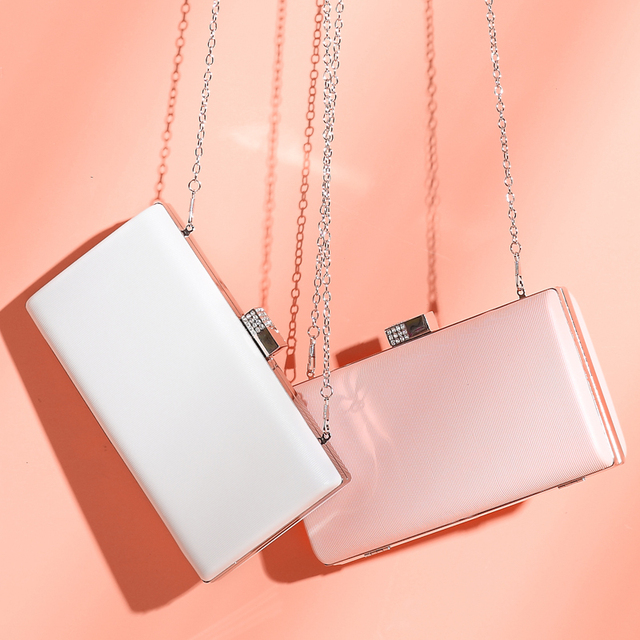 Women's Travel Clutch Bag Small Messenger Shoulder Chain Bag