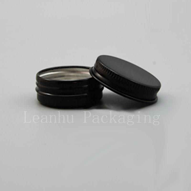 10g 15g black aluminum jar (2)