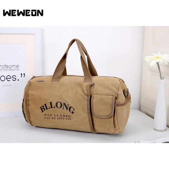 Outdoor Women Messenger Bags Waterproof Sport Gym Bag For Shoes Men Travel  Bags Lady Fitness Handbag f9fb270af2e06