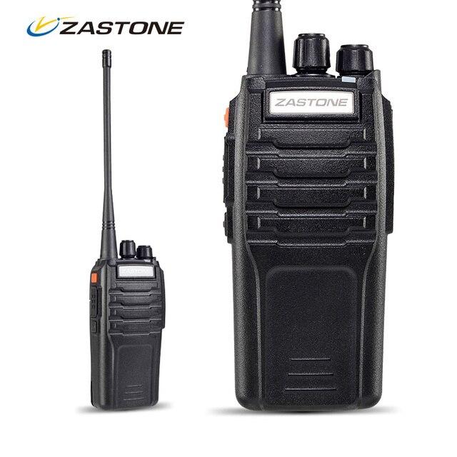 Zastone ZT-A9 10W Communication Equipment UHF 400-480MHz Handheld Transceiver Walkie Talkie CB Radio Portable Walkie Talkie 10km