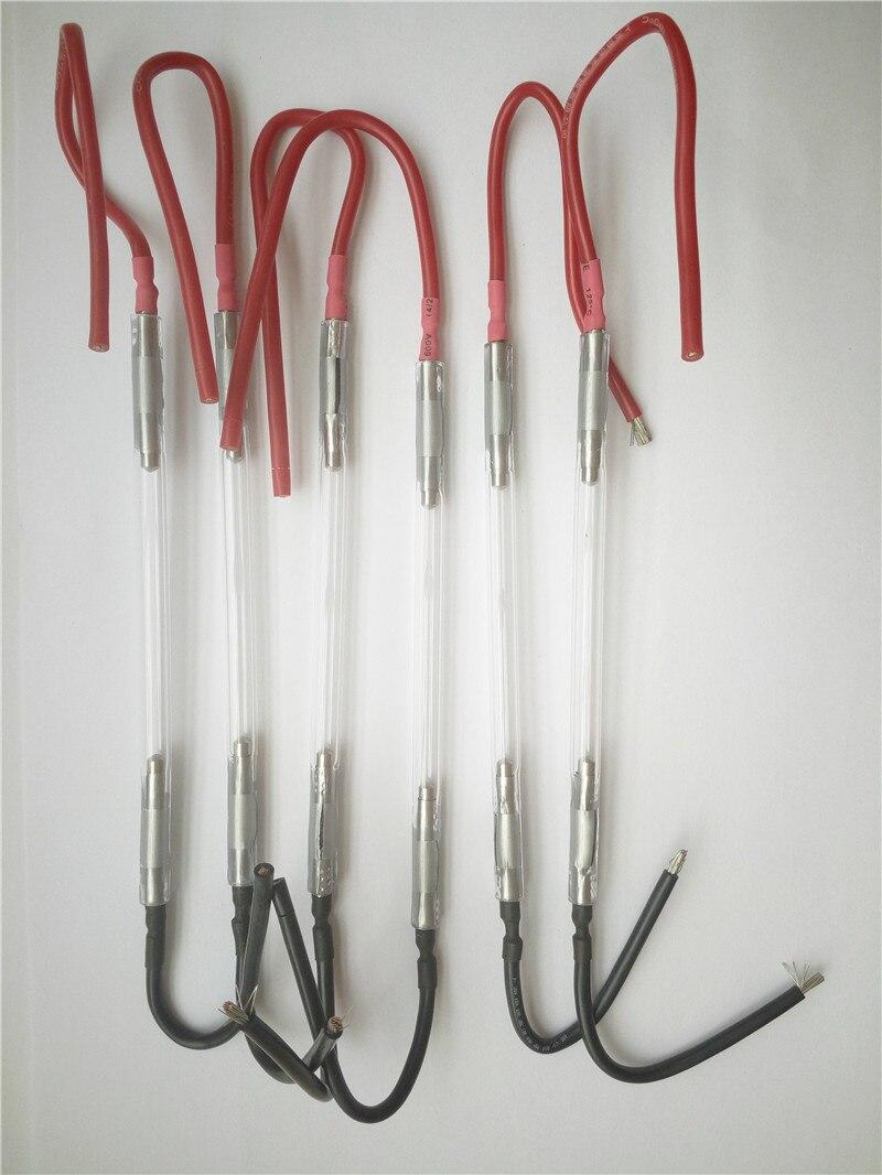 Lampe de xénon de chargement initial de rajeunissement de peau de 6*75*140mm avec la qualité et la grande valeur 6 pièces