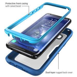 Image 4 - Für Samsung Galaxy S8Plus Fall ich Blason Armorbox Volle Körper Heavy Duty Schutz Schock Reduzierung Abdeckung OHNE Bildschirm protector