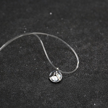 Dazzling Zircon Pendant Necklace 1