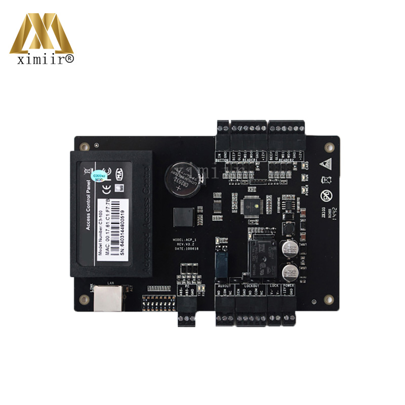 Free Shipping Interlock Multi-Card Operation Input/Output Ports To Control Doors Integration Card Access Control Board ZK C3-100Free Shipping Interlock Multi-Card Operation Input/Output Ports To Control Doors Integration Card Access Control Board ZK C3-100