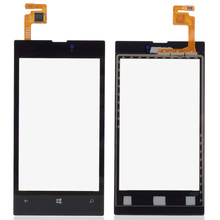 1 Piece Black Touch Screen Digitizer Glass For Nokia Lumia 520 P0.16