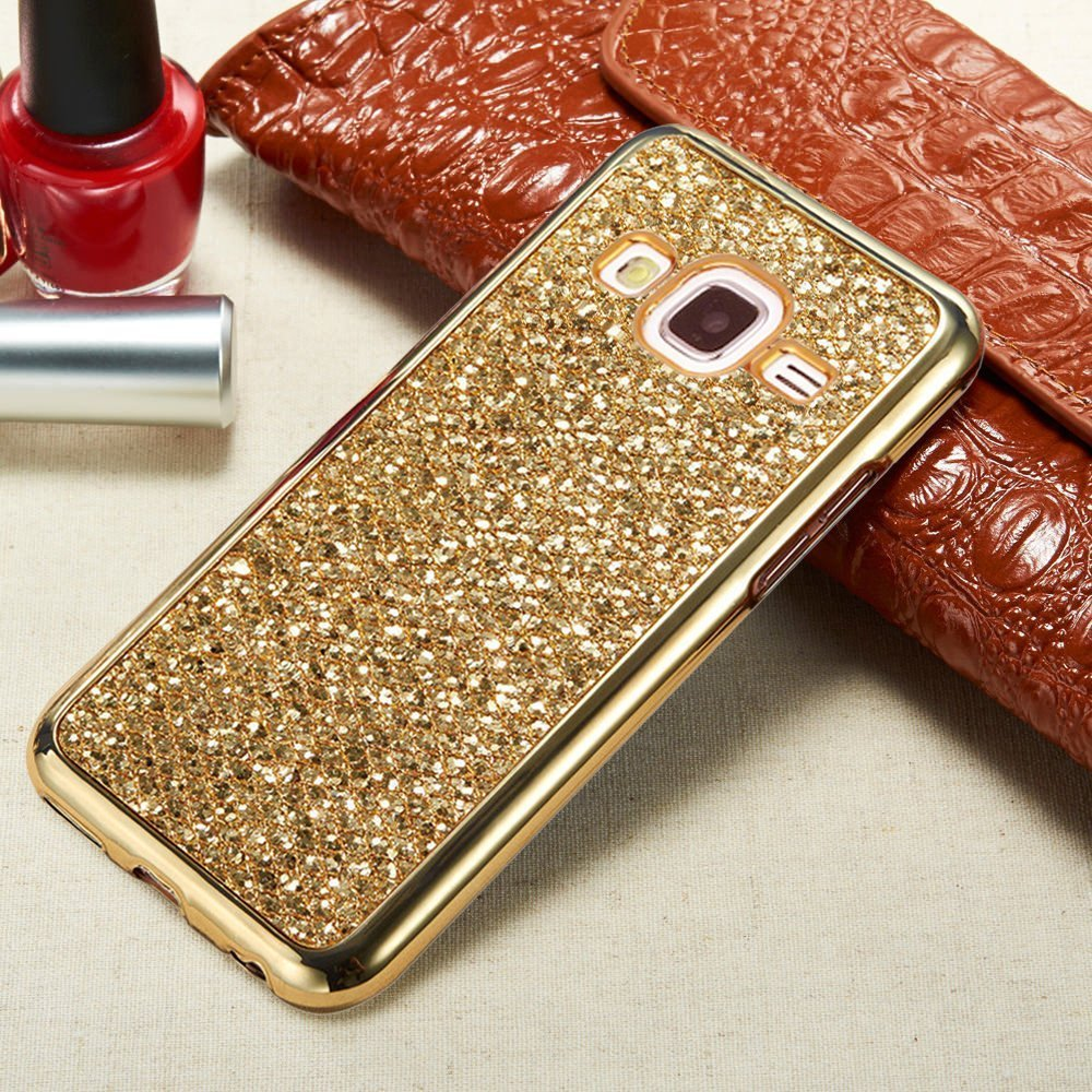 Luxury Glitter Bling Case For Samsung Galaxy Grand Prime G531/DS G531F S4 S5 S6 S7 Edge S4/S5 Mini Soft TPU Good Cover Funda
