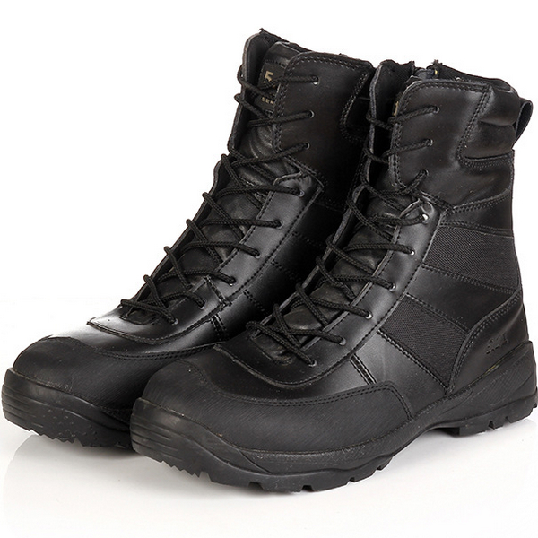 2018 Desert Army Boots Swat Waterproof Men Military Boots Tactical Desert Winter Combat Lace Up Ankle Male Shoes Botas Hombre tojamo men army military boots high quality motorcycle boots winter desert hunt male combat boots man botas martin men shoes