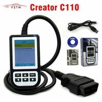 New V5.9 For BMW Creator C110+ for BMW Code Reader Scanner for BMW C110+ Scanner C110 OBD2 Code Scanner For Diagnostic Scanner
