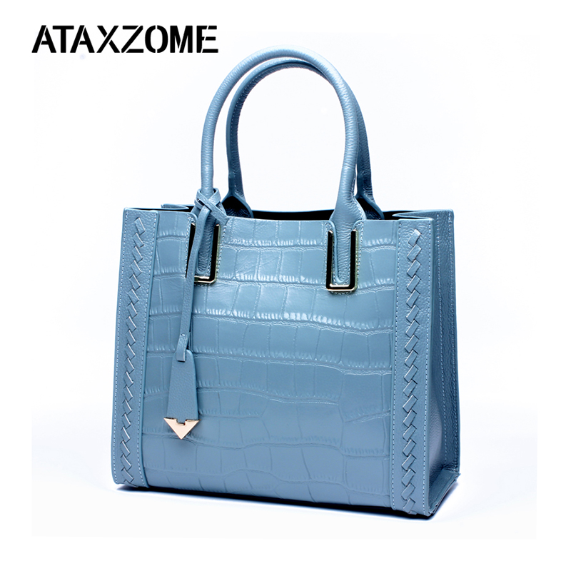 luxury bags for women 2019 Stone Grain Designer Simple shoulder handbag Female clutch Totes hand bag