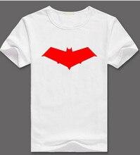 72a9bf15 Mens Casual Summer Batman:Under the Red Hood Jason Todd Nightwing T-shirts  Print Cotton Short Sleeve Tops Tee Shirts Clothing