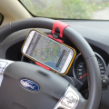 Car Steering Wheel Car Phone Holder Socket Navigation Holder Case For Mobile Cellphone For GPS  z35