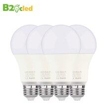 6pcs/lot LED bulb lamps E27 3W 5W 7W 9W 12W 15W 220V light Lampada Smart IC Spotlight bombillas Ampoule lampadine