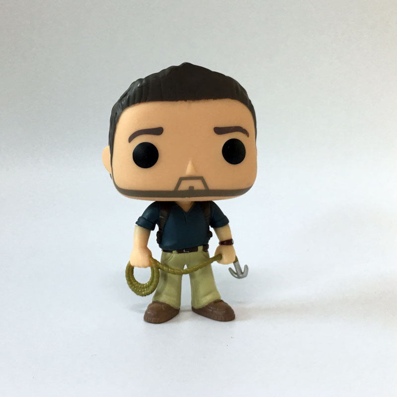 Games Uncharted 4 Nathan Drake NO.88 action figures model toys gift