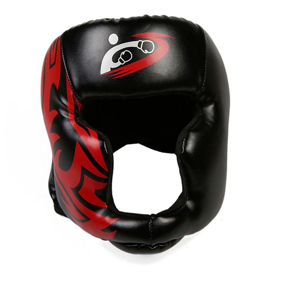 Head-Protector Boxing-Head Training-Helmet Sanda Guard Fight
