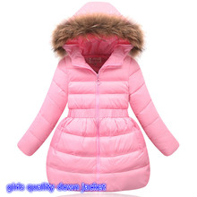 New kids girls fashion sweet clothing for age 5 11 children quality winter warm clothing children