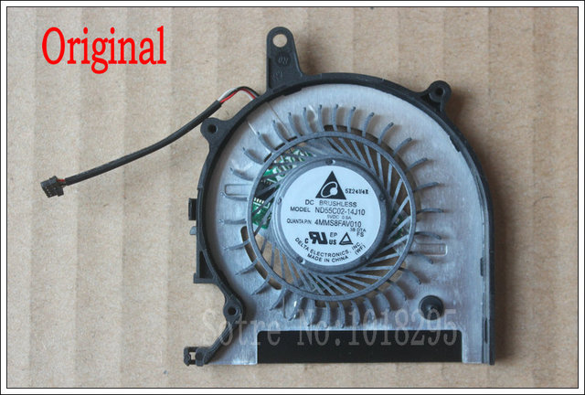 New For SONY Vaio SVP132A SVP1321 UDQFVSR01DF0 SVP1321ZRZBI SVP132A1CL SVP1321S1EB SVP1321L1EBI SVP1321S9EB Laptop CPU fan