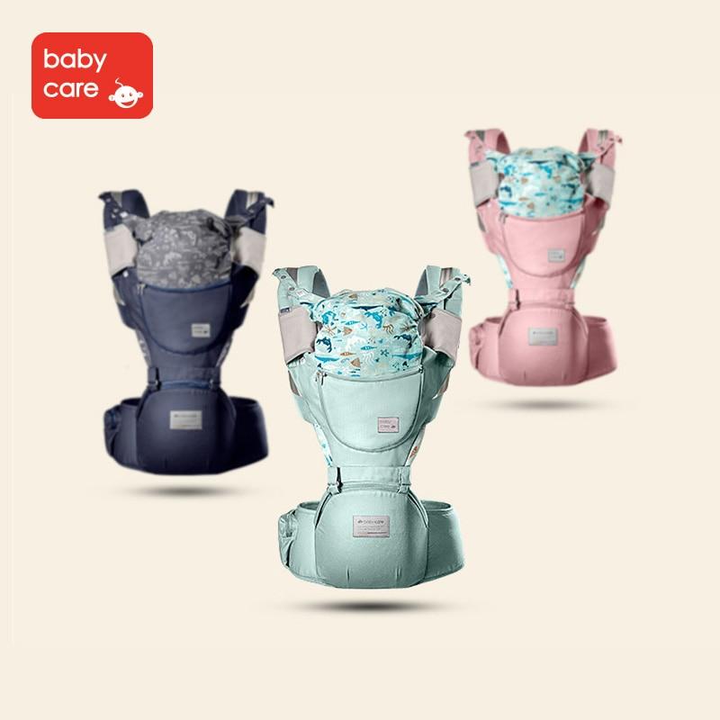 Babycare réglable bébé 3D taille tabouret ergonomique porte-bagages 360 quatre positions Hipseat infantile nouveau-né porte-bagages ceinture