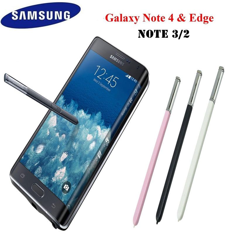 Original novo SAMSUNG Nota 4/3/2 Stylus S Pen Para N910 N9100 N900 N9006 N9005 N9000 N7100 mais alta Qualidade