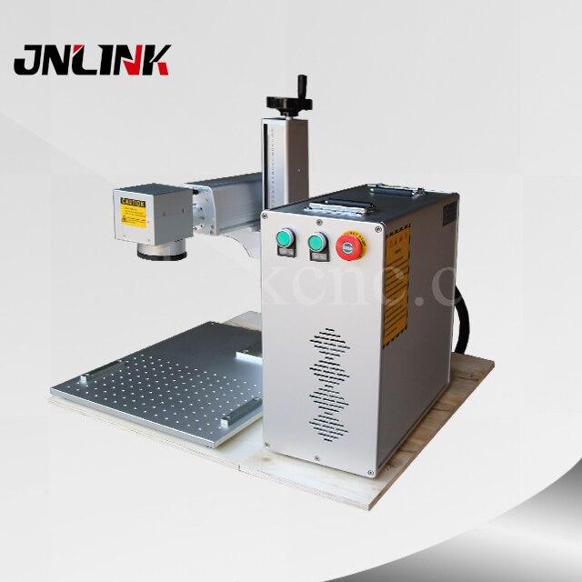 New model laser marking machine for plastic / hs code laser marking ...