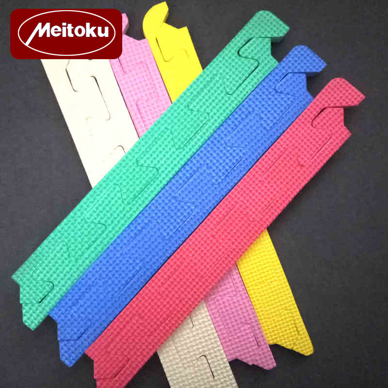 Meitoku one set edge only fit [Meitoku] and [30x30x1cm] . One set = 12piece edge for 9piece mat