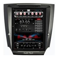10,4 Тесла вертикальный Экран Android автомобилей Радио DVD gps навигация Центральный Мультимедиа для Lexus IS250 IS300 IS350 2011 2012