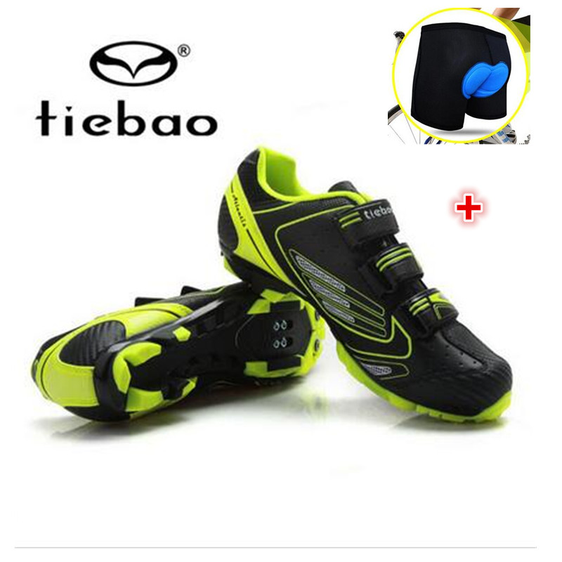 TIEBAO sapatilha ciclismo mtb Cycling Shoes add underwear Mountain bike Bicycle Shoes For Men Sneakers women sport Athletic Shoe
