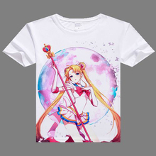 Sailor Moon Printed T-Shirt