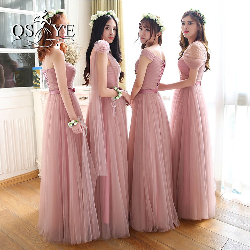 Online Buy Wholesale dusty pink dress from China dusty pink dress ...