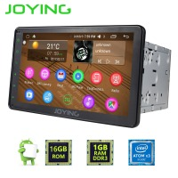 JOYING New Android 5 1 Universal Double 2 DIN 8 Car Radio Stereo Quad Core Head