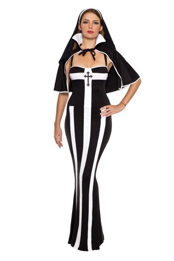 Купить эро костюм монашки фото 670-148